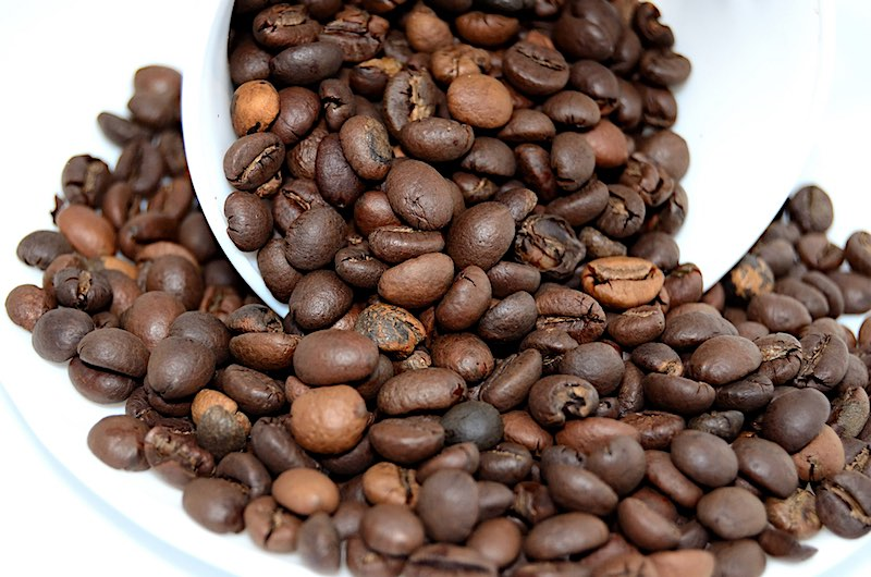Cocoa Beans With Caffeine