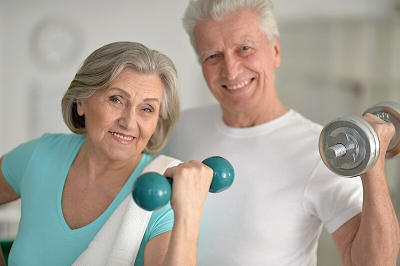 old-couple-exercising